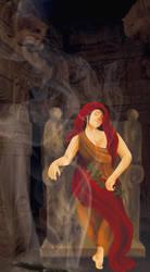 Pythia by Sheevee
