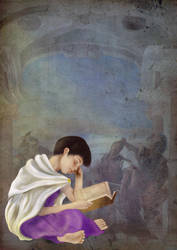 Reading the Ilias by Sheevee