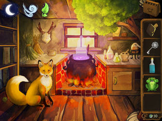 Elarooh - a magical adventure by Sheevee