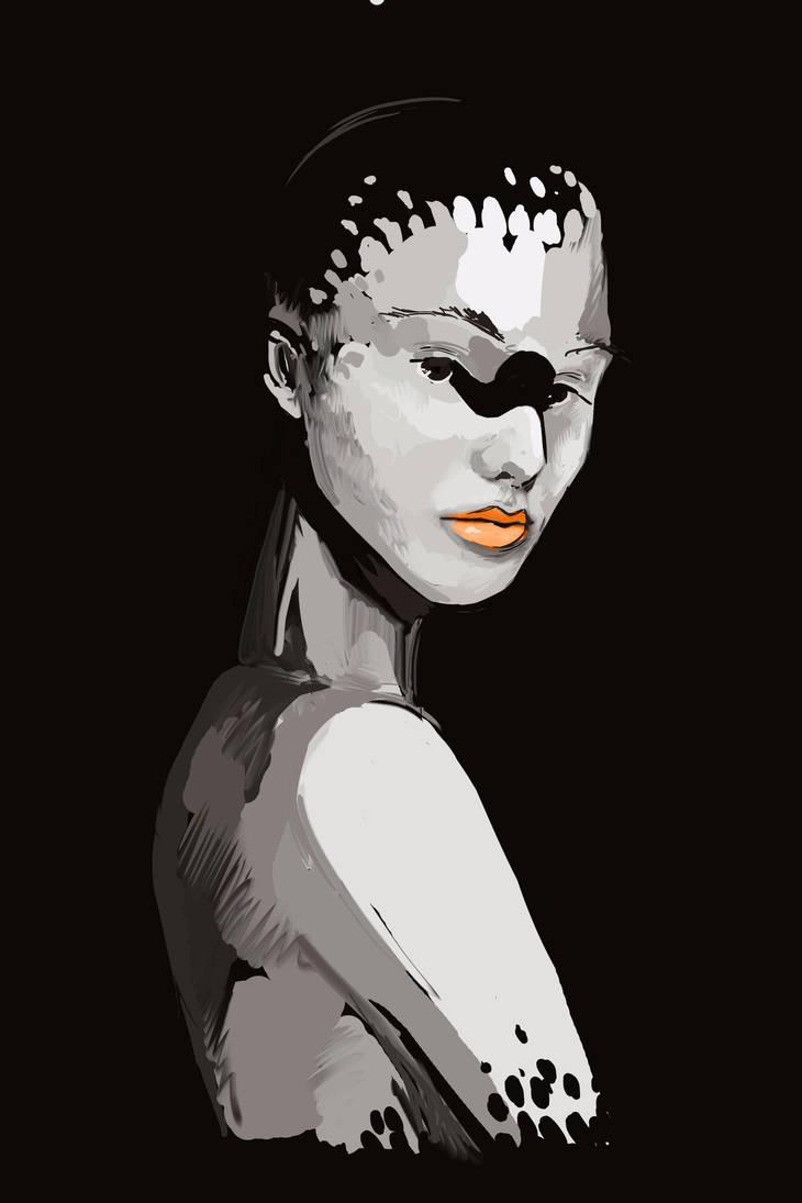 Swan princess by Sheevee