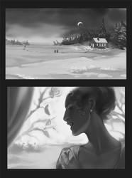 quiet by Melna