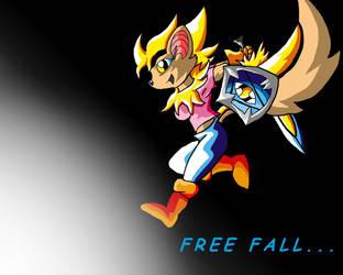 Free Fall by Tigrillo777