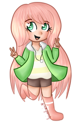 [AT] Yu the Cutie by LyricaLupin