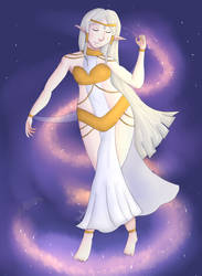 [G] Space Dancer by LyricaLupin