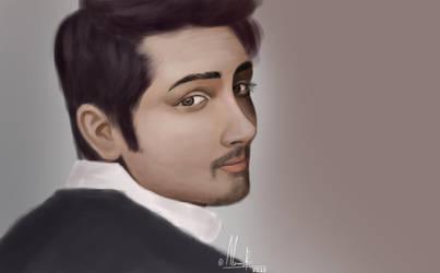 Siddharth Narayan by manukblm