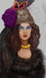 Princess:unfinished by manukblm
