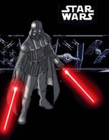 Darth Vader by jdcunard
