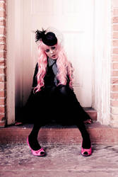 Dark Bubblegum Lolita 1 by ollieshini