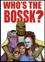 Who's the Bossk? by HeroforPain