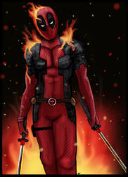 Epic Deadpool by HeroforPain