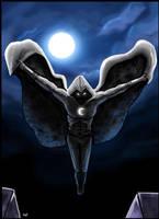 Moon Knight by HeroforPain