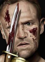 Merle Dixon - The Walking Dead by HeroforPain