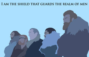 Game of Thrones - Beyond The wall by HeroforPain