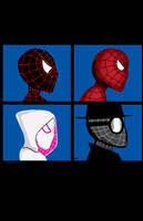Into the spider verse by HeroforPain