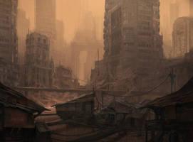 Slums by eddie-mendoza