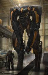 Agent Orange by eddie-mendoza
