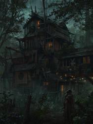 Deepwood by eddie-mendoza