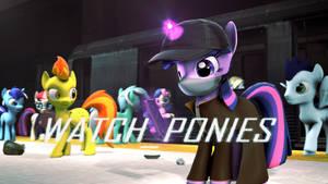 [SFM] Watch_Ponies by FD-Daylight