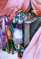A Girl's Joy by leinef
