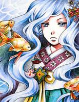 Kakao: Water princess by leinef