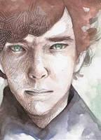 Kakao/ACEO: Sherlock II by leinef