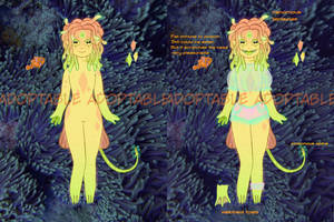 Adoptable Mermaid auction {OPEN} by Winsenta
