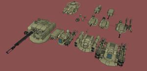 More turrets by flaketom