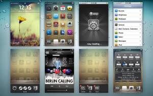 revolte - iOS4 SD 3Gs by IzzIsHOr
