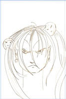 Wax Sketch by MuShinGirl