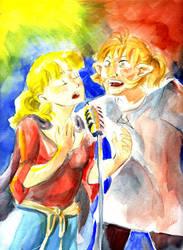 Karaoke Duet 2012 update by imabubble