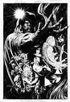 Final Crisis: Rev. Cover 5 by JonathanGlapion