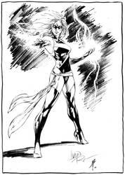 Mrs. Marvel by JonathanGlapion