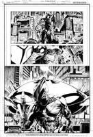 Batman and Robin issue4 pg1 by JonathanGlapion