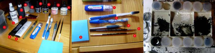 My Tools by JonathanGlapion