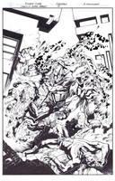 Legion 14 cover by JonathanGlapion