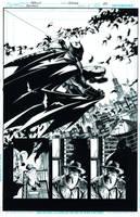 BATMAN ISSUE 2 pg by JonathanGlapion