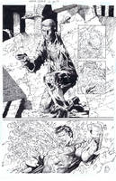 JLA issue 12 by JonathanGlapion