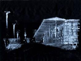 Ostbahnhof by DarylAlexsy