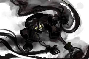 Anti-Form Sora by animatey