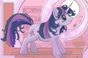 Twilight Sparkle by animatey