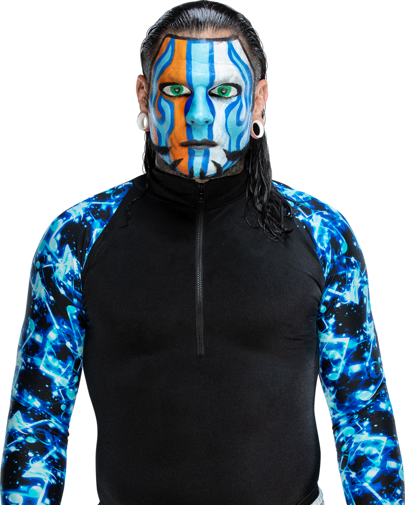 W 16 Png Ͽ� 2019 Ͽ�: Jeff Hardy 2018 NEW PNG W/ Facepaint By AmbriegnsAsylum16