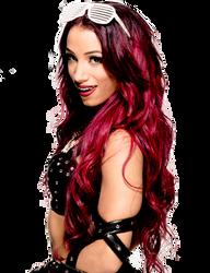 Sasha Banks 2015 NXT Render by AmbriegnsAsylum16