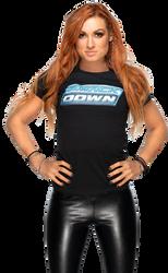 Becky Lynch 2018 SDLIVE 1000 Photoshoot Render by AmbriegnsAsylum16
