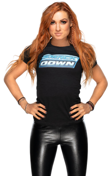 Becky Lynch 2018 SDLIVE 1000 Photoshoot Render by AmbriegnsAsylum16