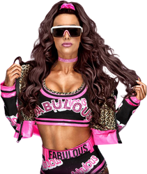 Carmella SummerSlam 2018 PNG w/ Updated Hair by AmbriegnsAsylum16