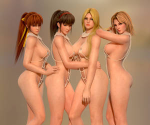 Dead or Alive DOA Pearls by RadiantEld