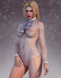 Frost Flower by RadiantEld