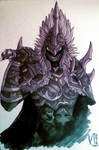 Dead Knight by XimeraIlluusio