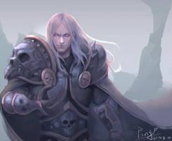 Arthas Menethil by pingping93