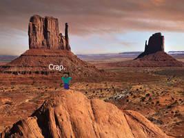 Minecraft - Crap. by MuuseDesign